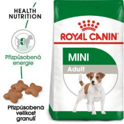 Nejlevnější Royal Canin Mini Adult 8 kg