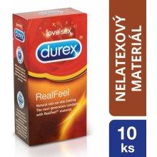 Nejlevnější Durex Real Feel 10 ks