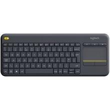Nejlevnější Logitech Wireless Touch Keyboard K400 Plus CZ 920-007151