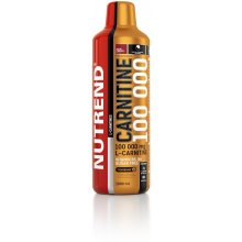 Nejlevnější Nutrend Carnitine 100000 1000 ml