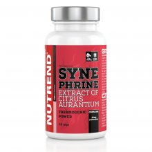 Nejlevnější NUTREND Synephrine 60 kapslí