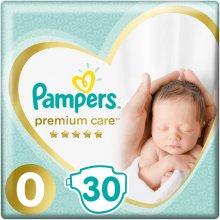 Nejlevnější Pampers Premium Care 0 NEWBORN 30 ks