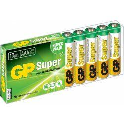 Nejlevnější GP Super Alkaline AAA 10ks 1013100102