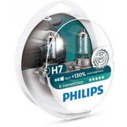 Nejlevnější Philips X-treme Vision 12972XVS2 H7 PX26d 12V 55W