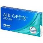 Nejlevnější Alcon Air Optix Aqua 6 čoček