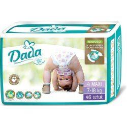 Nejlevnější Dada Extra Soft 4 7-18 kg 46 ks