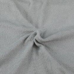 Nejlevnější Brotex prostěradlo froté šedé 90x200