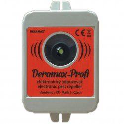 Nejlevnější Deramax Profi ultrazvukový plašič