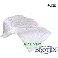 Nejlevnější Brotex přikrývka Aloe Vera 140x200