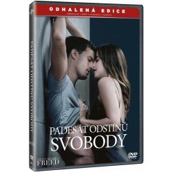 Nejlevnější Padesát odstínů svobody: DVD